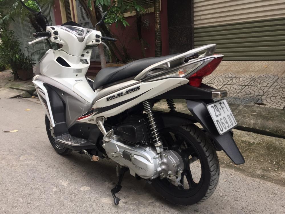 Rao ban Honda Airblade fi 2012 chinh chu dang su dung bien HN