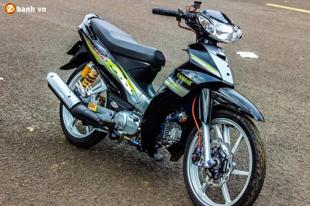 Sirius do su lot xac dang cap cua biker den tu Dak Nong - 3