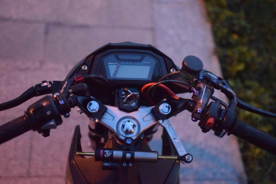 Sonic 150 do cau be full options den tu Thu Duc - 4