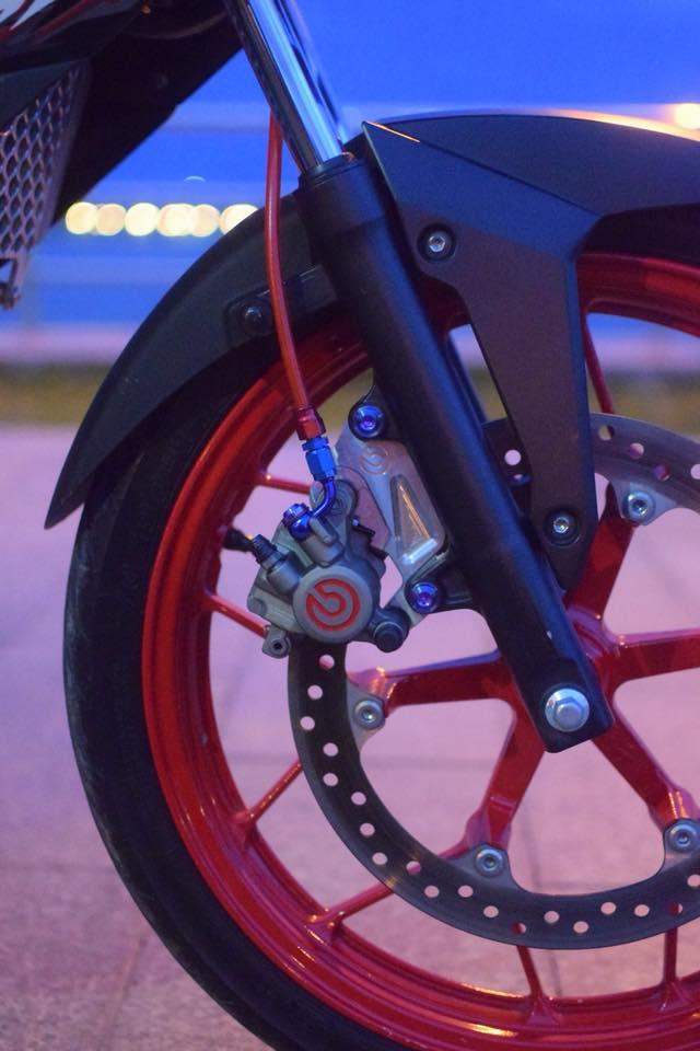 Sonic 150 do cau be full options den tu Thu Duc - 7