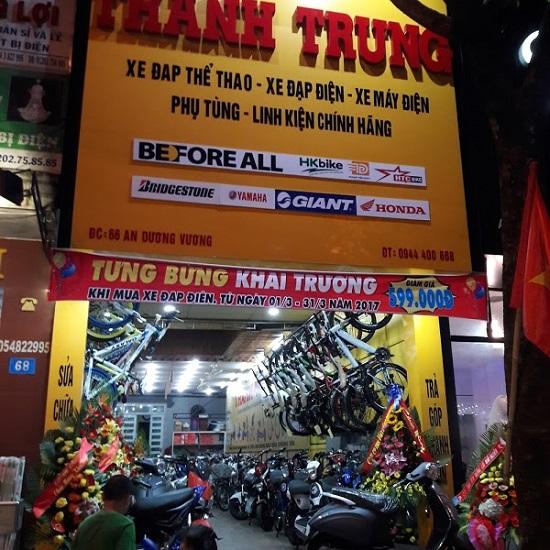 Top nhung dai ly xe may dien o Hue chinh hang cuc uy tin - 2