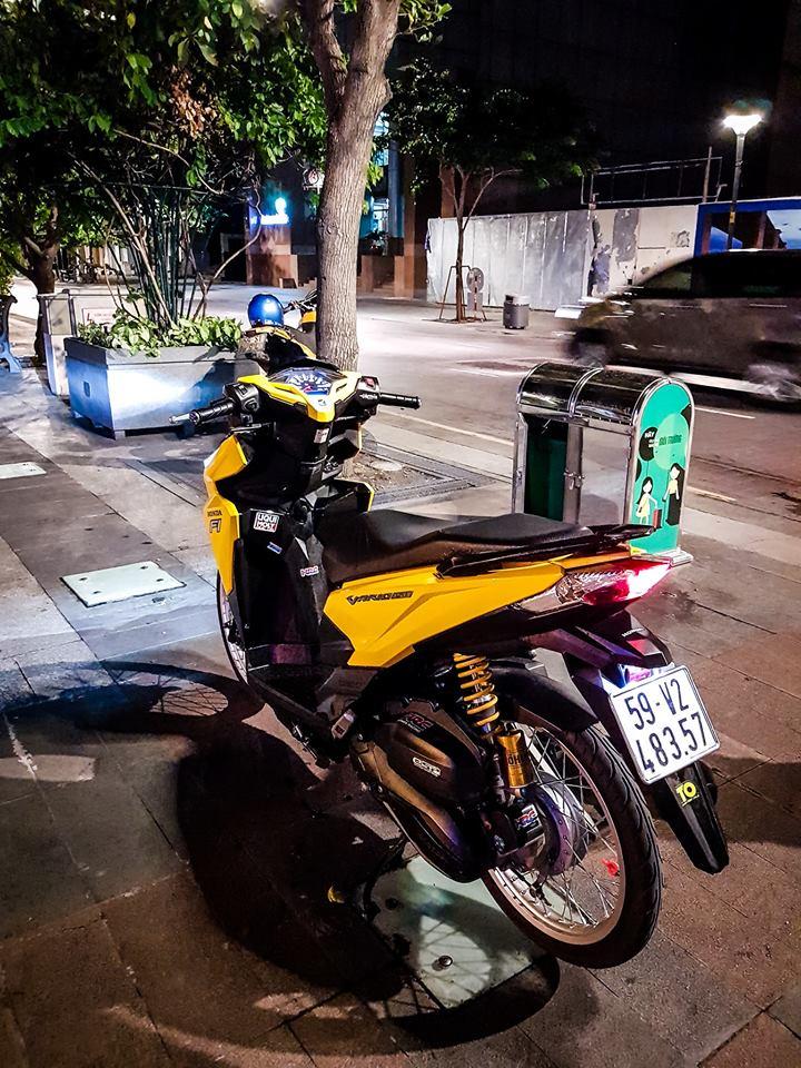 Vario 150 do dan chan mong khong tuong cua dan choi Sai Gon - 7