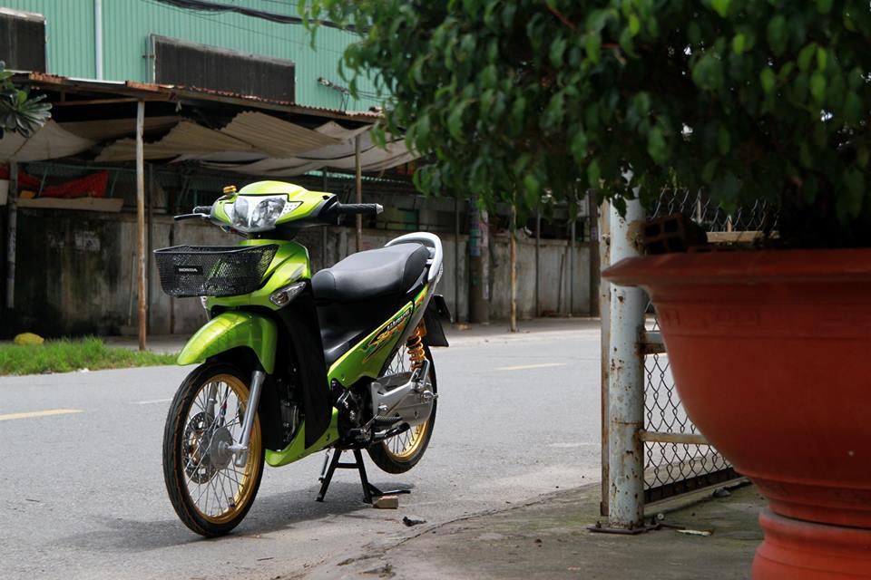 Wave 125 do su hoi sinh xung danh mot dong xe huyen thoai - 11