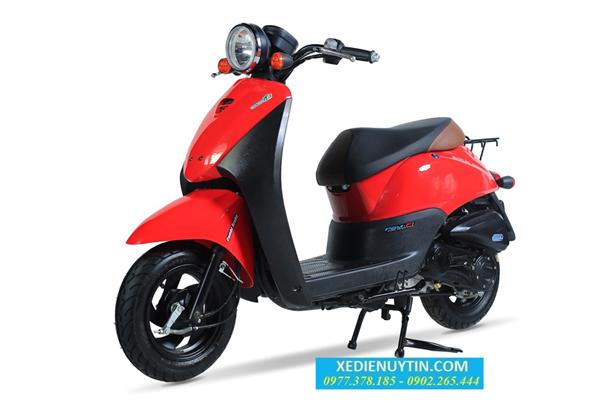 Xe ga 50cc Today FI khong can bang lai moi 2018 - 2