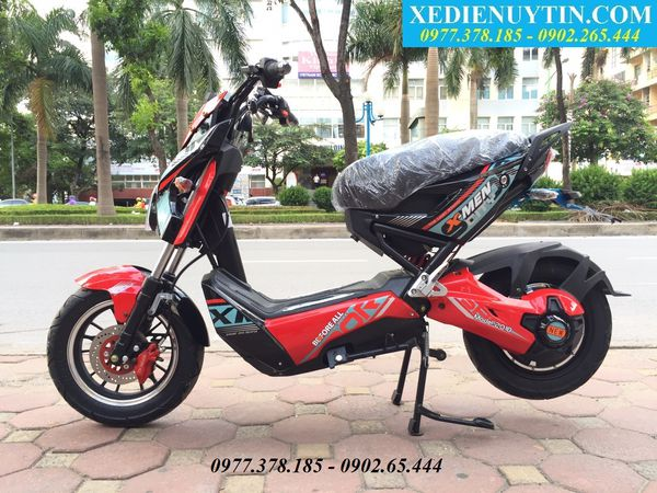 Xe may dien Xmen City Sport 2018 chinh hang Before All - 2