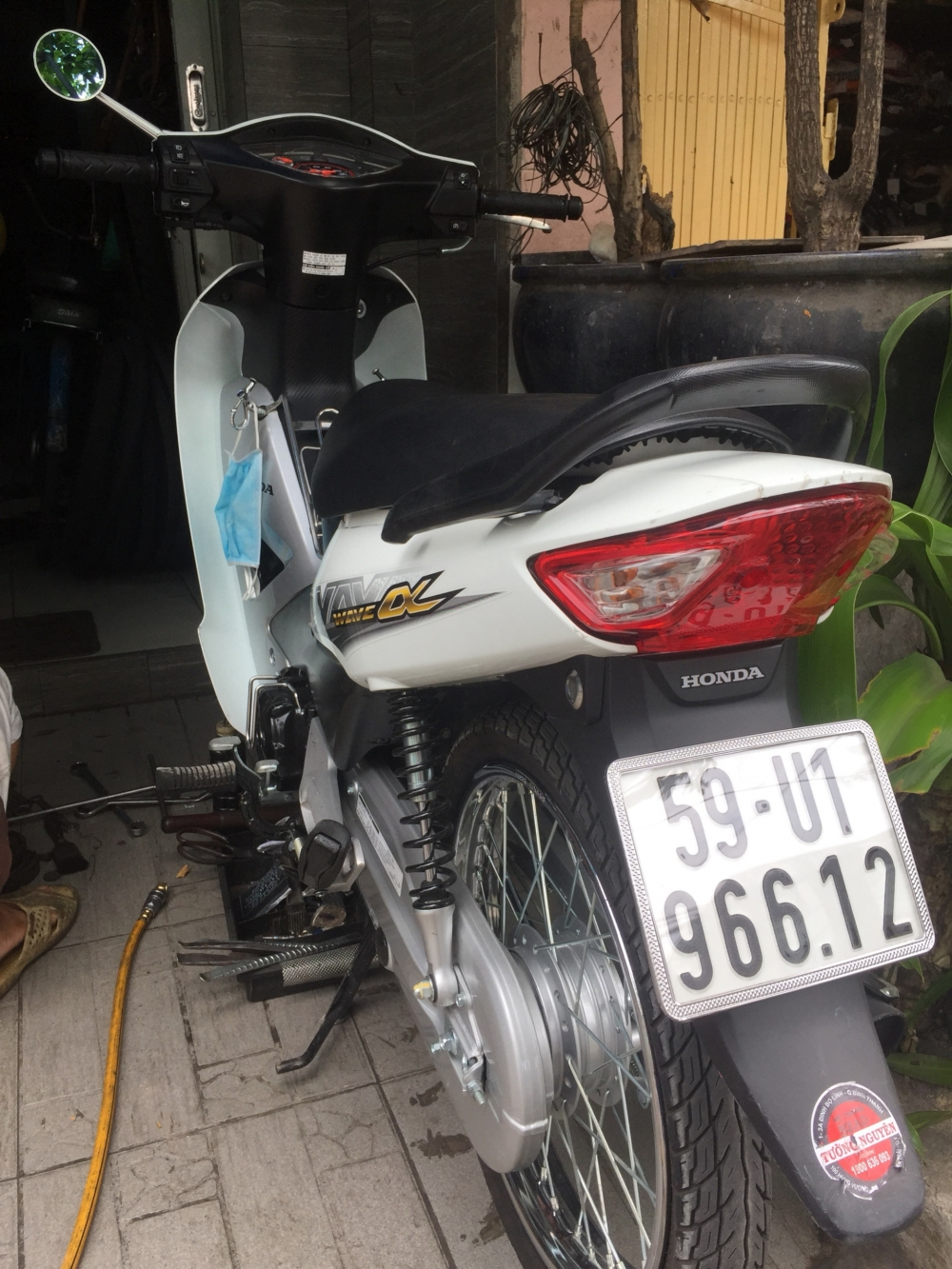 Xe Wave A 2016 BSTP nu chay ky moi cung - 3