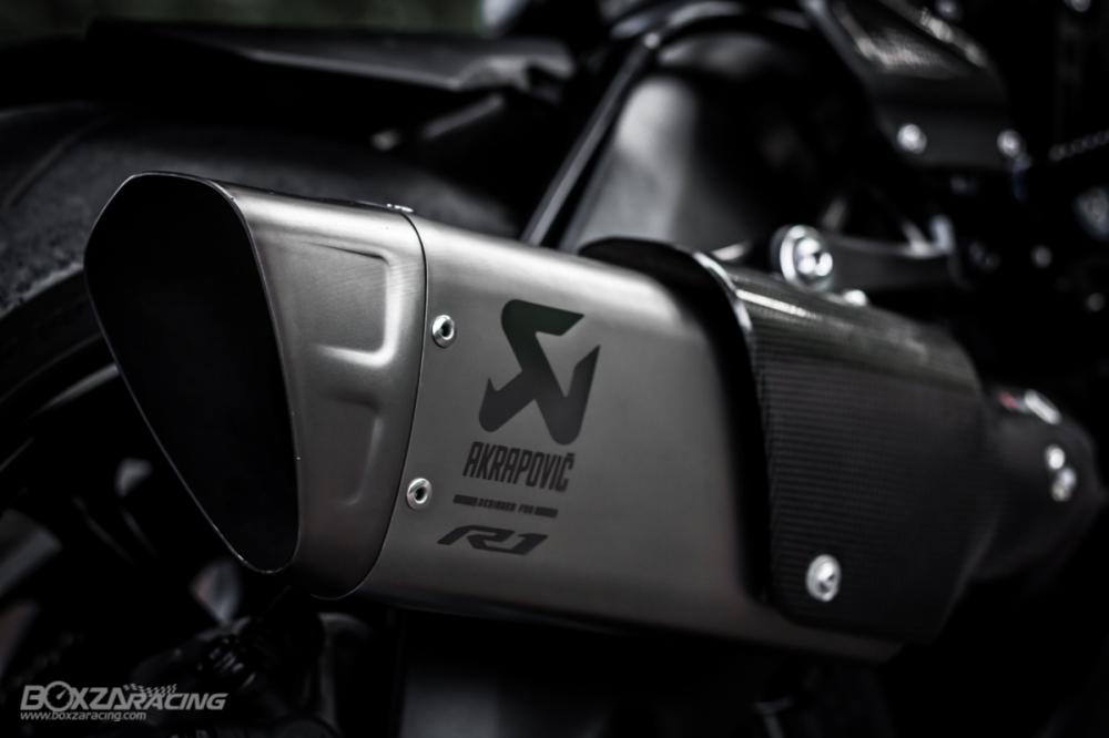 Yamaha R1Ca duoi gai doc day xuc cam qua lan Makeover - 20