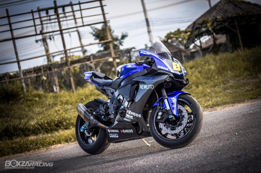 Yamaha R1Ca duoi gai doc day xuc cam qua lan Makeover - 23