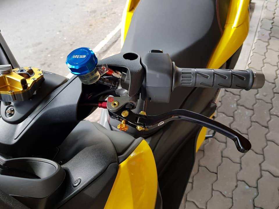 Yamaha XMax 300 ban nang cap tron goi tai NBB Racing - 7
