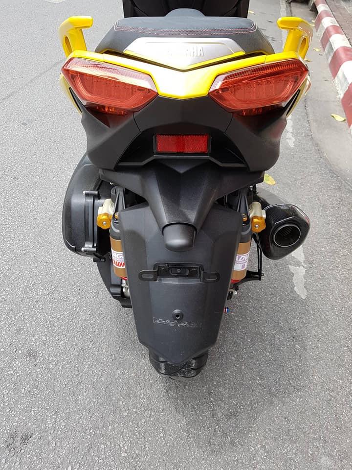 Yamaha XMax 300 ban nang cap tron goi tai NBB Racing - 19
