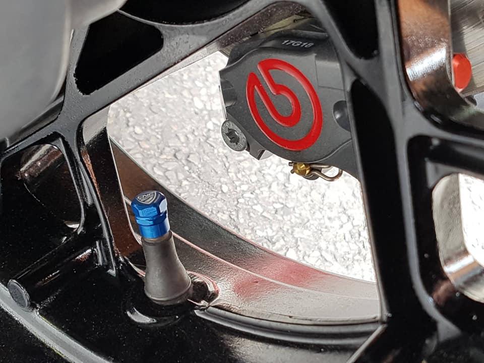 Yamaha XMax 300 ban nang cap tron goi tai NBB Racing - 21