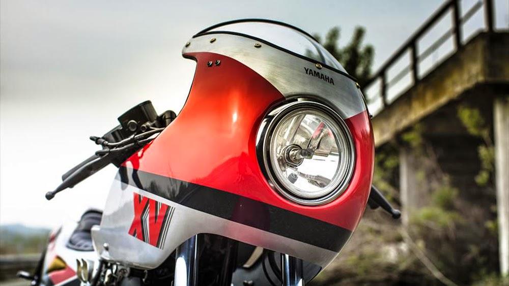 Yamaha XV950 ban sua doi den tu Lowride - 3