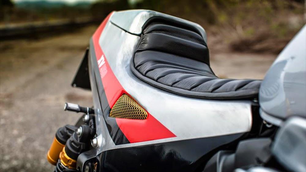 Yamaha XV950 ban sua doi den tu Lowride - 4