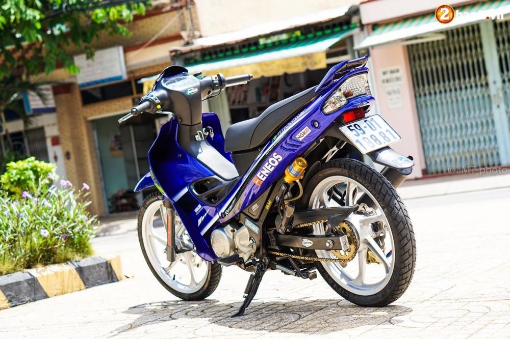 Yaz 125 do gay me nguoi xem voi option do choi gia tri cua biker Viet - 15