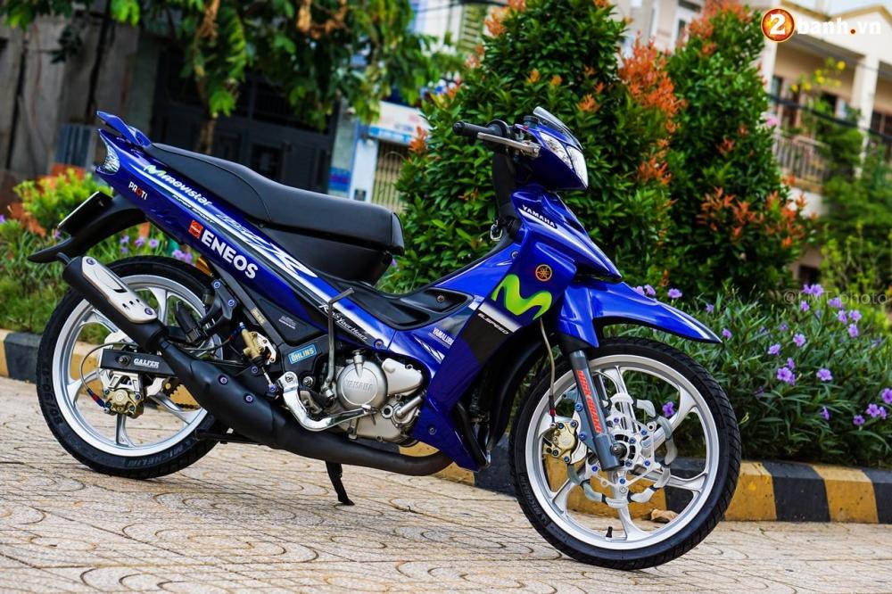 Yaz 125 do gay me nguoi xem voi option do choi gia tri cua biker Viet - 17