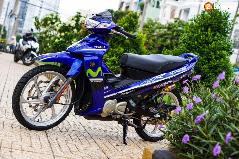 Yaz 125 do gay me nguoi xem voi option do choi gia tri cua biker Viet - 18