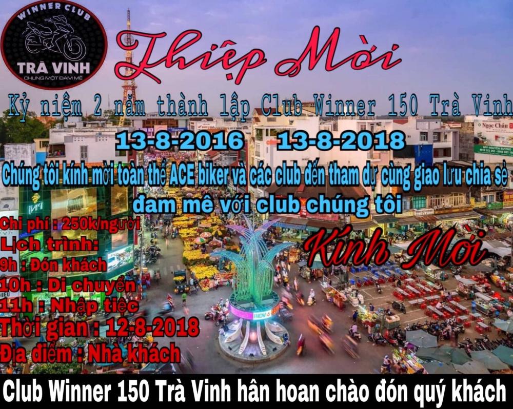 2banhvn Dong hanh cung Club Winner Tra Vinh mung sinh nhat lan thu II - 2