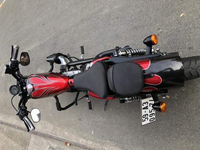 ___Can Ban HARLEY DAVIDSON Forty Eight Sporter Harley HD48 1200ccDang ky lan dau 82016 - 10