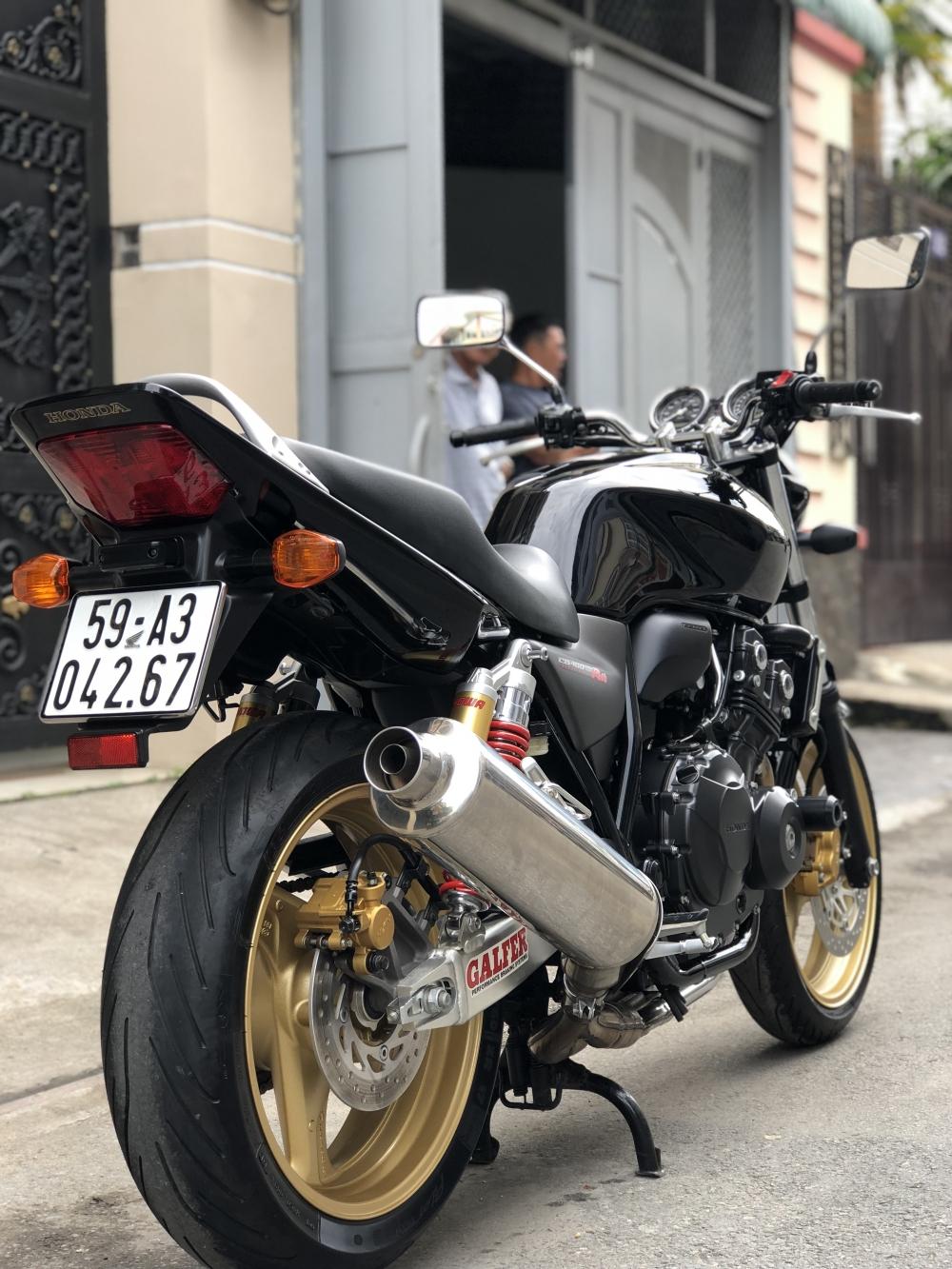 __Can Ban Honda CB400 Revo date 2012 HQCN odo 7000km mau denngay chu dung ban - 7