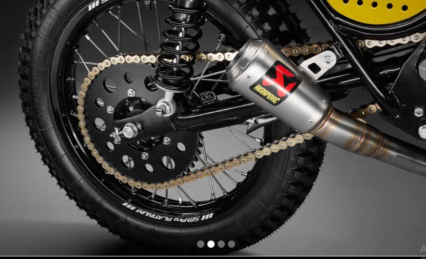 Ban do Ducati Scrambler Duke day thu vi den tu WRECKLESS MOTORCYCLES - 5
