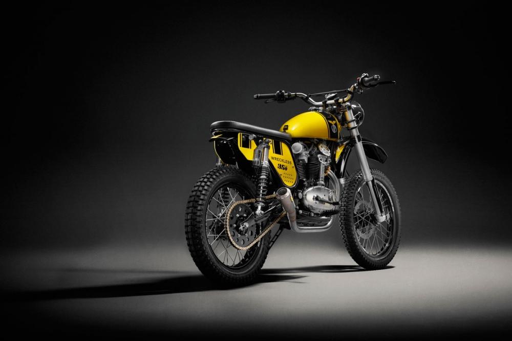 Ban do Ducati Scrambler Duke day thu vi den tu WRECKLESS MOTORCYCLES - 9