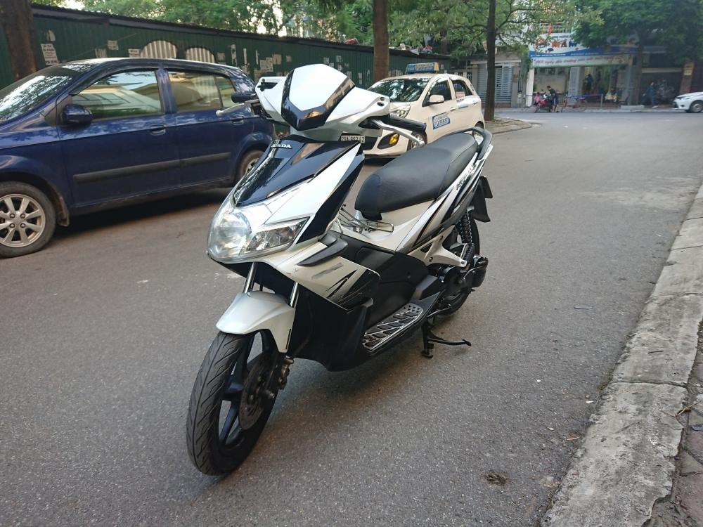 Ban Honda Air blade 2009 trang nguyen ban dung chinh chu tu moi - 2