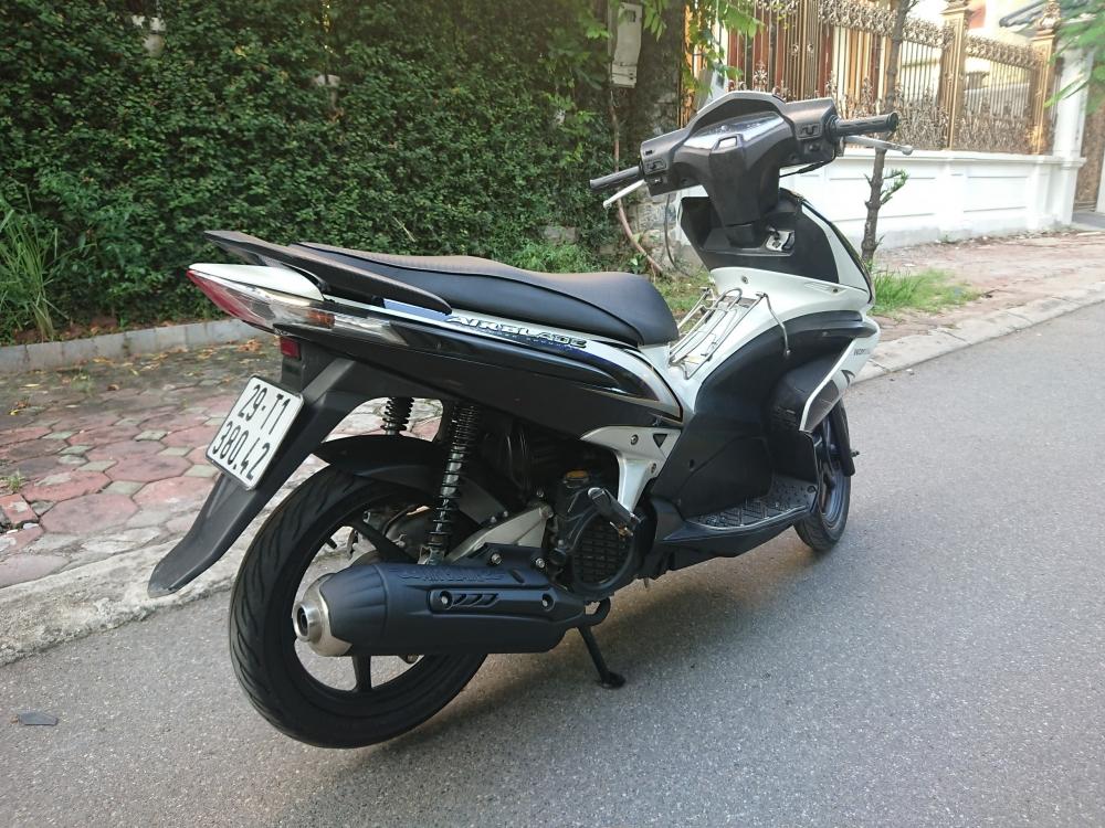 Ban Honda Air blade 2009 trang nguyen ban dung chinh chu tu moi - 3