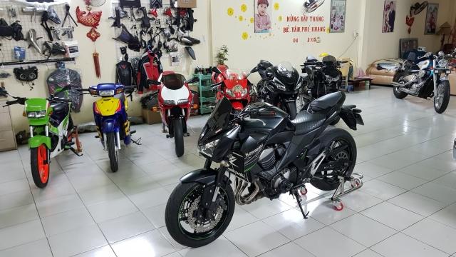Ban Kawasaki Z800 no ABS 42015Chau AuHiSSHQCNSaigon - 5
