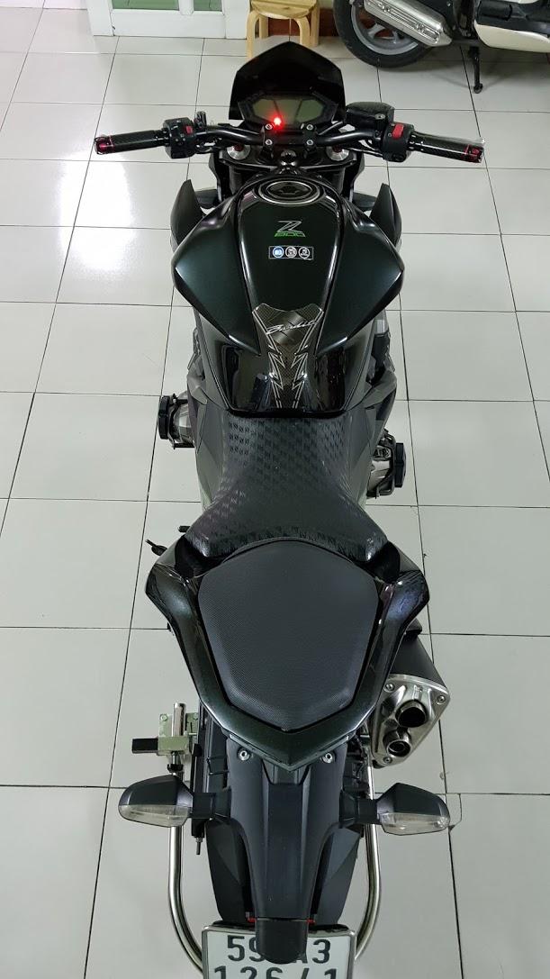Ban Kawasaki Z800 no ABS 42015Chau AuHiSSHQCNSaigon - 11
