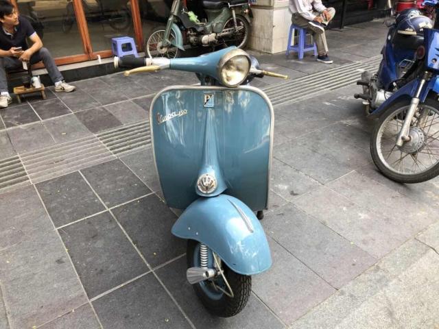 Ban Vespa 1962 - 2