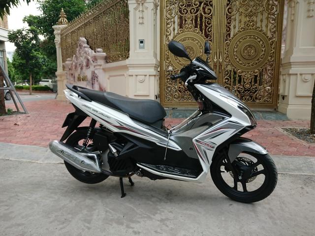 Can ban Honda Airblade 125 fi trang xam 2015 doi moi khoa bam chinh chu 33tr - 3