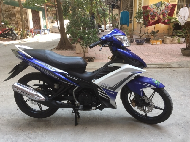 Can ban Yamaha Exciter 135 GP 2012 nguyen ban cuc chat 21tr800 - 3