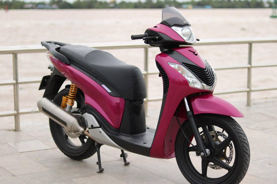 Can canh Honda Sh Y do toan do chat order tu Chau Au - 9