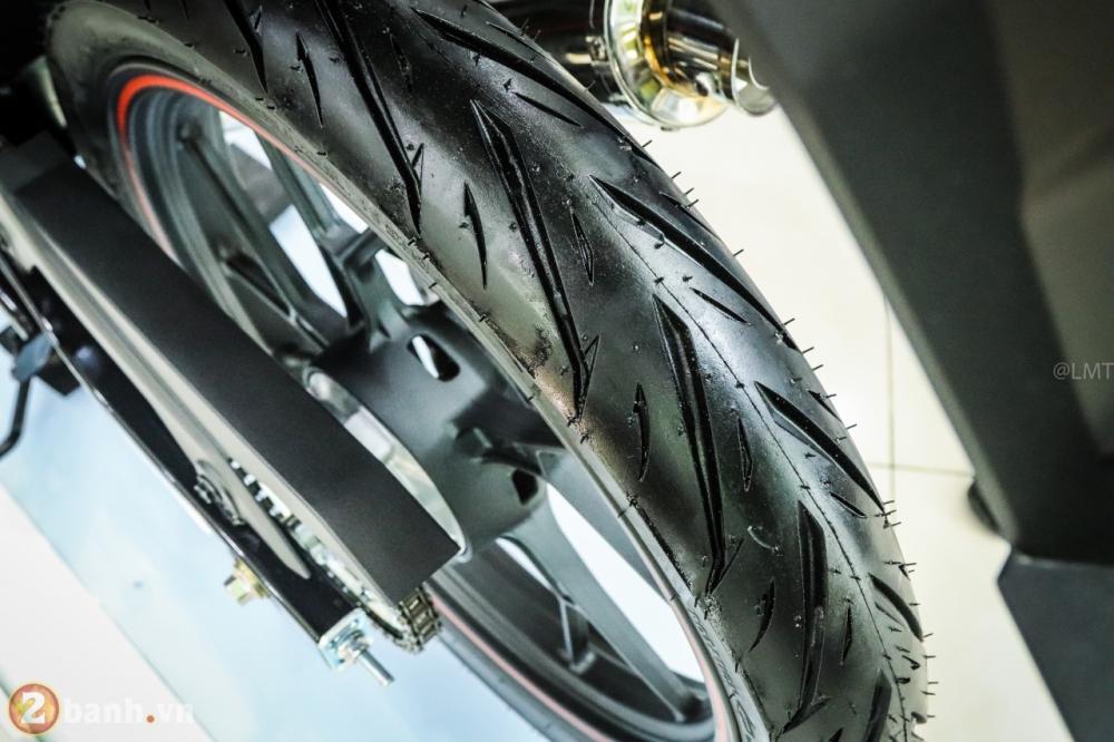Can canh Suzuki Raider 150 Fi phien ban dac biet Yoshimura vua duoc ra mat - 36