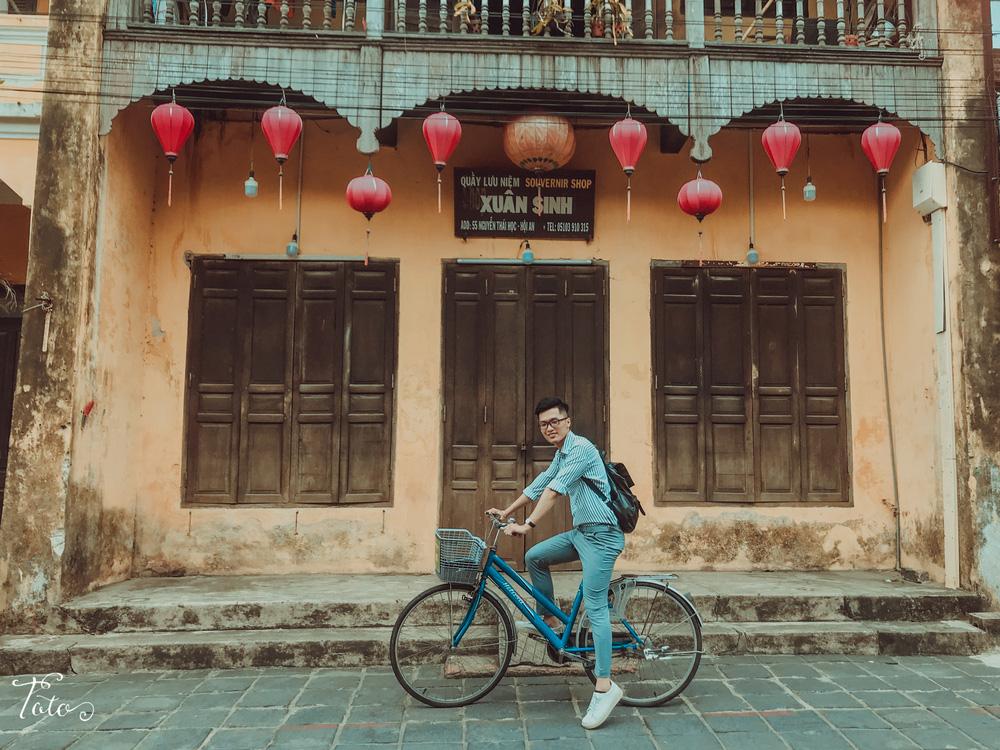 Clip Hanh trinh kham pha Hoi An day thu vi cua chang trai 9X - 10