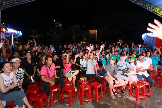 Cuong nhiet cung chang 12 giai dua MotoGP tai thanh pho Ho Chi Minh - 6