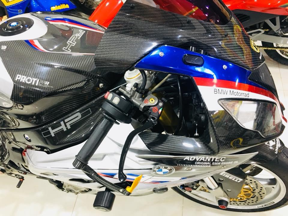 Dien kien sieu pham BMW S1000RR cua Biker dinh dam Sai Thanh - 5