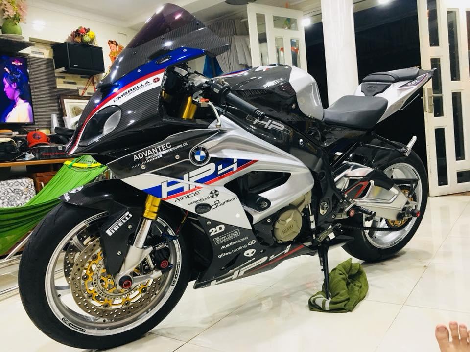 Dien kien sieu pham BMW S1000RR cua Biker dinh dam Sai Thanh - 9