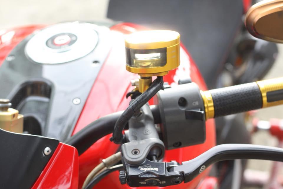 Ducati Monster 796 nang cap day noi bat tren dat Thai - 7