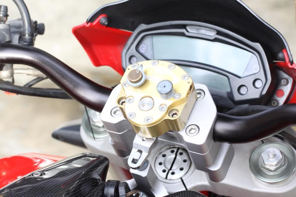 Ducati Monster 796 nang cap day noi bat tren dat Thai - 9