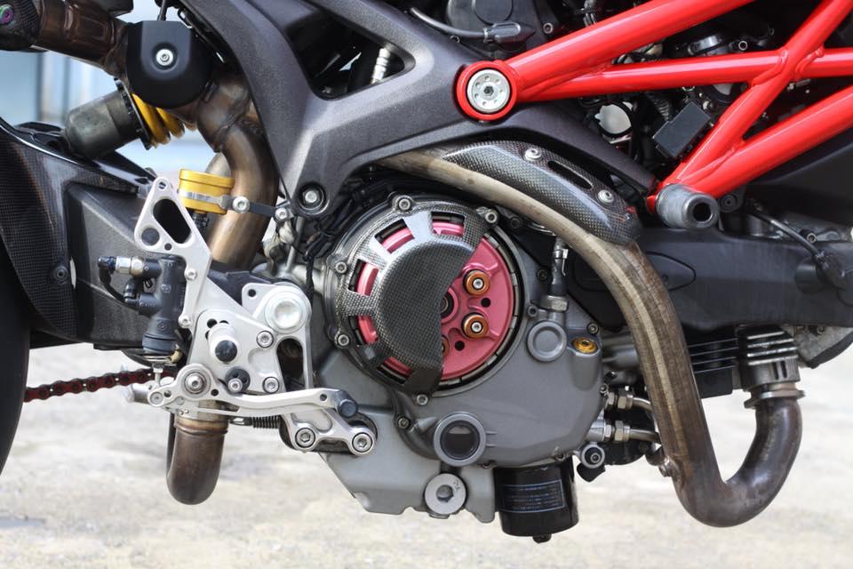 Ducati Monster 796 nang cap day noi bat tren dat Thai - 13