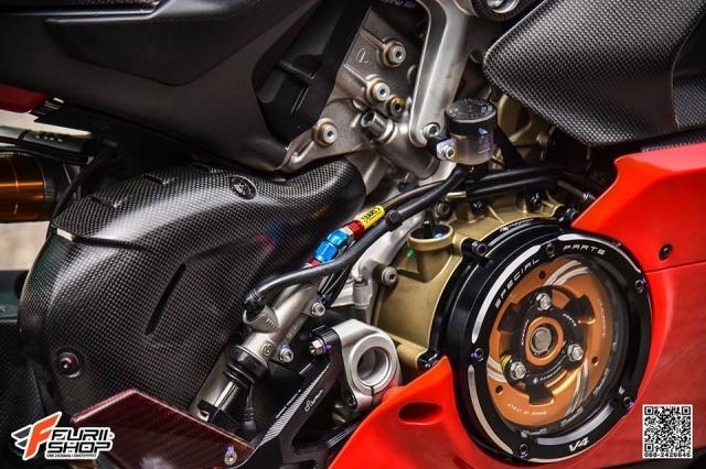 Ducati Panigale V4S hoan hao voi nhung nang cap tinh te - 6