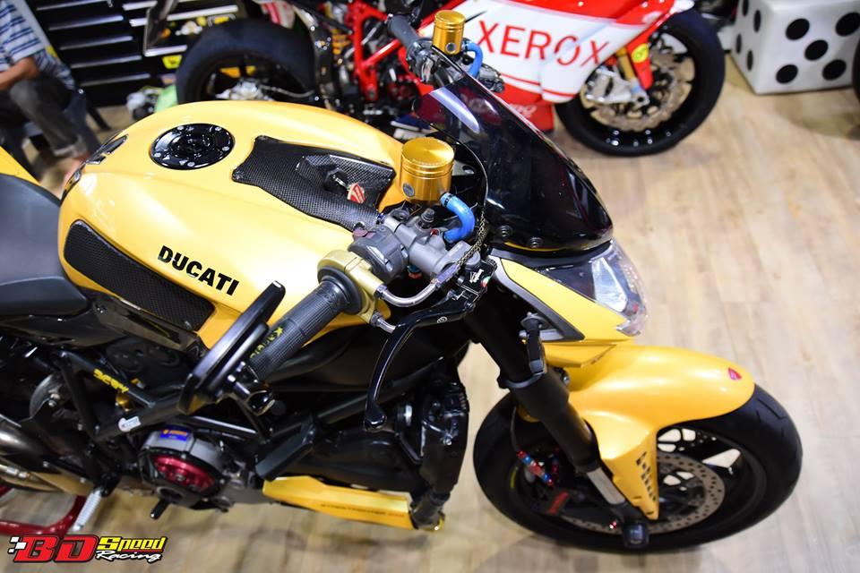 Ducati Streetfighter 848 cuc ngau sau khi duoc nang cap do choi - 4