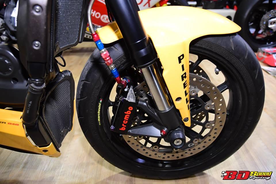 Ducati Streetfighter 848 cuc ngau sau khi duoc nang cap do choi - 6