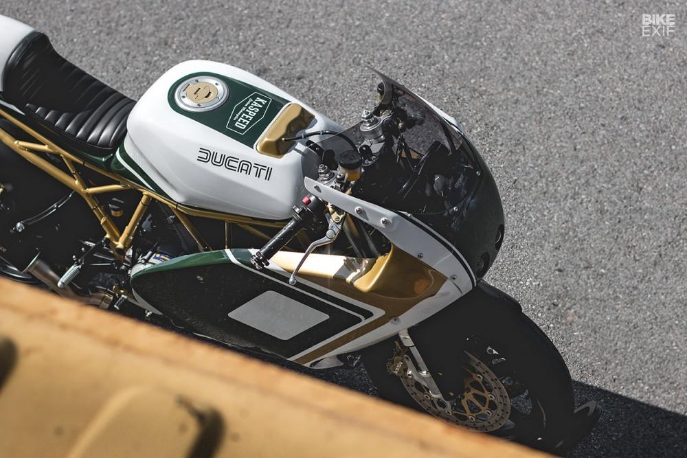 Ducati SuperSport 1000DS 2005 ban sao hao nhoang tu Kaspeed - 3