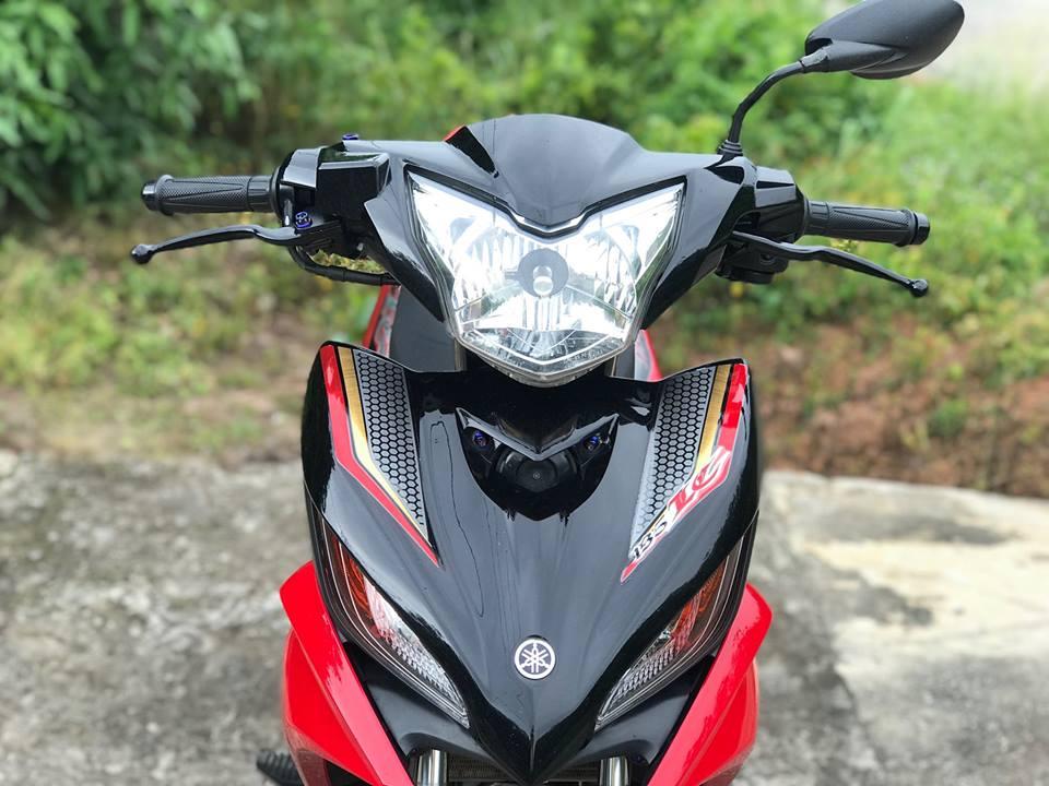 Exciter 135 do phong cach Lc135 cua Yamaha Malay - 4