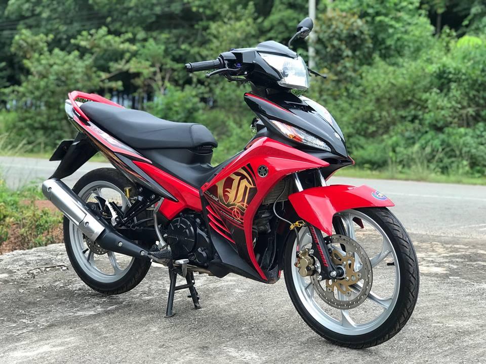 Exciter 135 do phong cach Lc135 cua Yamaha Malay - 10