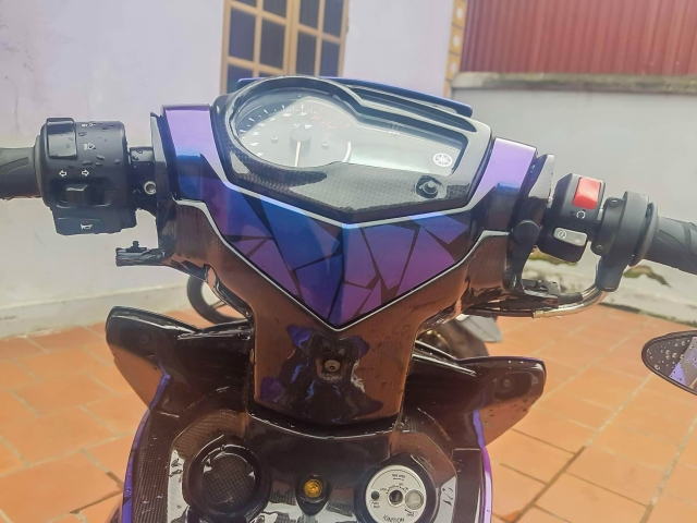 Exciter 150 do dat giai nhi Fest 2018 mien Bac voi dan chan Ducati 1299 panigale S - 5