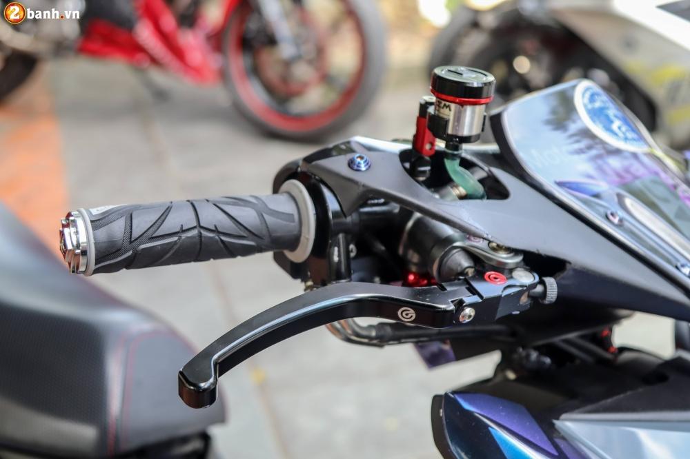 Exciter 150 do sieu khiep voi option do choi gay me cua biker Dong Nai - 4