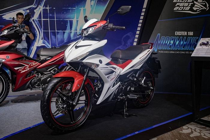Exciter 2019 gia bao nhieu hien nay tai dai ly Yamaha - 2